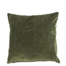 Kuddfodral sammet – Grön