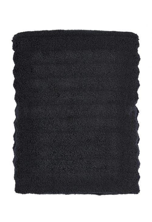 Badhandduk Zone - svart